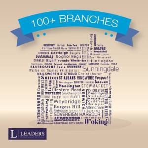 100 branches